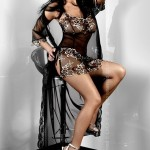 Župany  model 22325 Livia Corsetti Fashion