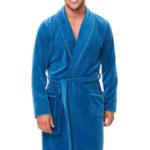 Pánský župan Matteo modrý