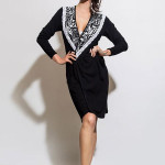 Dámský župan Hamana Debra dressing gown