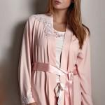 Dámské pyžamo se županem LMS – 2011 Carina – Luisa Moretti
