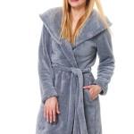 Dámský župan Dn-nightwear SSW.9571