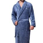 Pánský župan Jason modrý